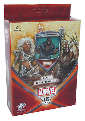 X-Men VS The Brotherhood - 2 Player Starter Deck - Englisch - Marvel VS System