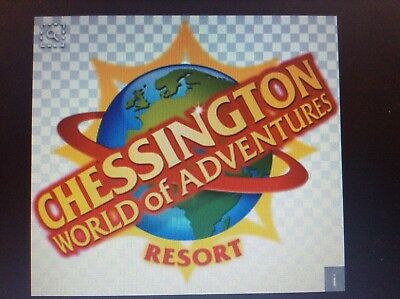 The Sun - 9 Codes to book 2 x Tickets for Chessington World of Adventures