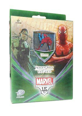 Spider-Man VS Doc Ock - 2 Player Starter Deck - Englisch - Marvel VS System
