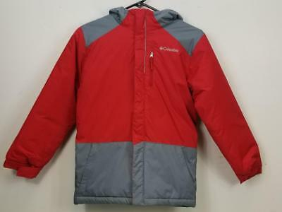 97099ab046a8 NEW COLUMBIA BOYS Lightning Lift Jacket - Mountain Red Beet Small ...