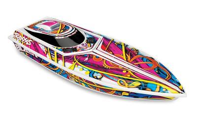 Traxxas Blast Race Boat RTR with ID Tech TRA38104-1