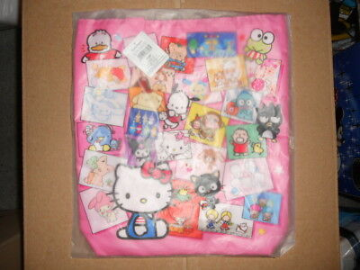 SANRIO 50th anniversary tote BAG new with tag nwt