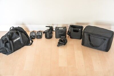 Profoto B2 Strobe Kit with Extra Battery and Extra Extension Chord