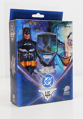 Batman VS Joker - 2 Spieler Starter Deck - Deutsch - Marvel VS System