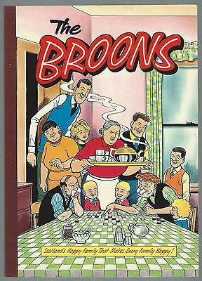 The Broons 1991 D C Thomson & Co Ltd Unclipped Uniscribed Good- Condition