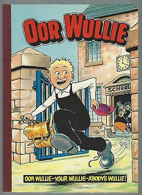 Oor Wullie 1984 D C Thomson & Co Ltd Unclipped Uniscribed Good- Condition
