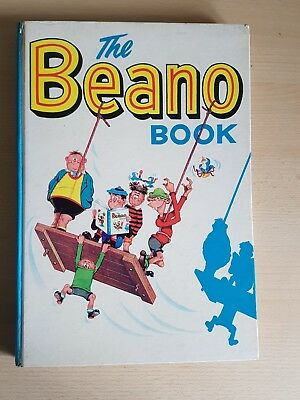 Rare The Beano Book 1963 excellent condition no rips or colouring in nearly mint