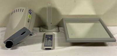 Topcon ACP 8 Auto Chart Projector with Wall Mount, Remote, and Mirror
