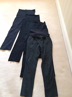 Bundle of maternity trousers Size S