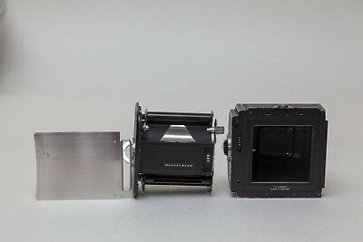 Hasselblad A12 Black 120 Film Back - MATCHING! USA!