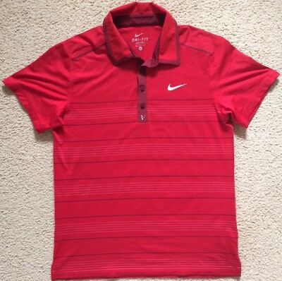 NEW - Roger Federer 2011 French Open Tennis Shirt - Nike - Mens Size M