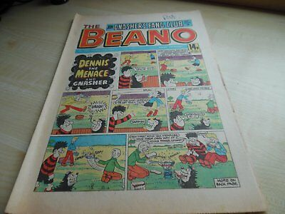 The Beano August 10th 1985 No. 2247 - GOOD CONDITION