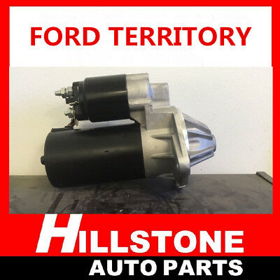 Brand New Starter Motor Ford Territory 2004 2005 2006 2007 2008 2009 2010 6Cyl