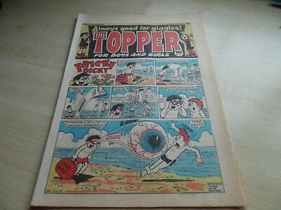The Topper Comic No.1689 - June15th 1985 - VERY GOOD CONDITION