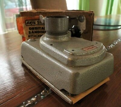 Skil Sher Orbital Sanding Attachment VINTAGE