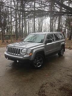 2016 Jeep Patriot  2016 Jeep Patriot SE only 8K miles one owner
