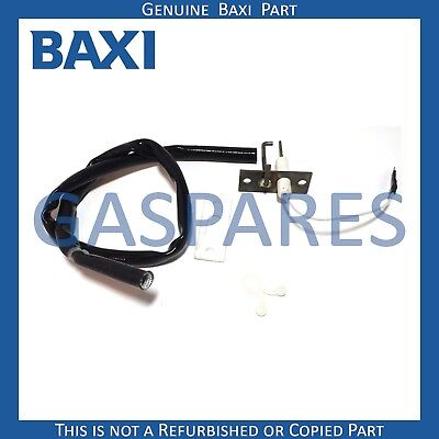 Baxi Gas Spare Ignition Lead & Electrode Kit Part No 245587 - New - Genuine