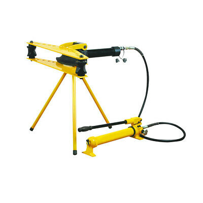 """Hydraulic Pipe Tube Bender with Separable Hand Pump (1/2"""" - 2"""") W-2F"""
