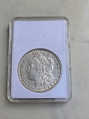 1879-O US One Dollar Silver Coin