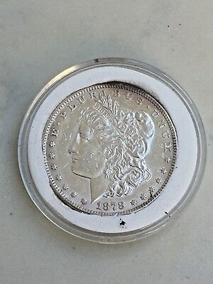 1878-S US One Dollar Silver Coin