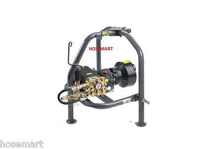 PTO RUN PRESSURE WASHER COMPLETE UNIT, HOSE, GUN. 3 Pt HITCH 21Lpm @ 2900 Psi