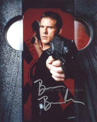 BEN BROWDER as John Crichton - Farscape GENUINE AUTOGRAPH UACC (R6665)