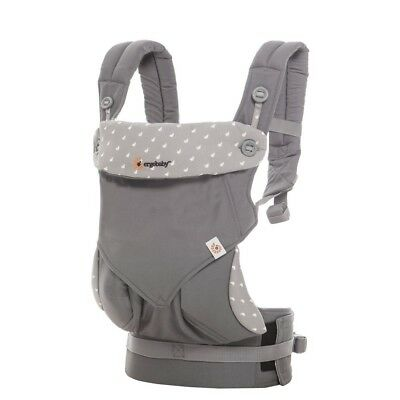 New Ergo Strong Adjustable Baby Carrier Backpack 360