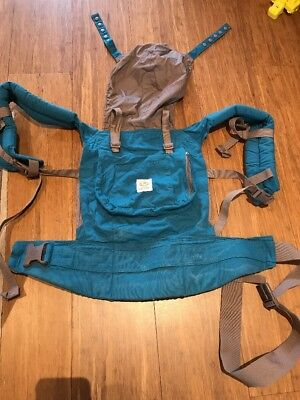 Ergo Baby Carrier Original, colour Teal, great condition!