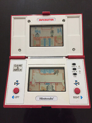 Nintendo Game And Watch SAFEBUSTER
