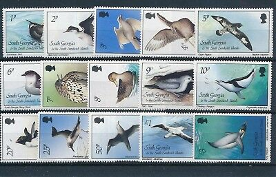 South Georgia 1987 : Birds / Vögel  MNH **