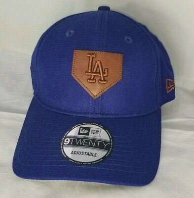 sale retailer ee4f0 82f7c Los Angeles Dodgers New Era MLB The Plate 9TWENTY Cap adjustable strap, NWT