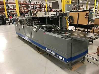 Ga-Veheren Card Affixing - Tipping machine. In perfect condition. PRICE REDUCED