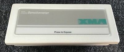 X-Rite 334 Chiropractic X-Ray Dual Color Sensitometer Radiology Servicing