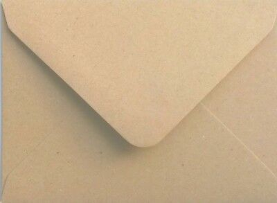 Premium Fleck Kraft Envelopes by Mad as a Crafter - Various Sizes
