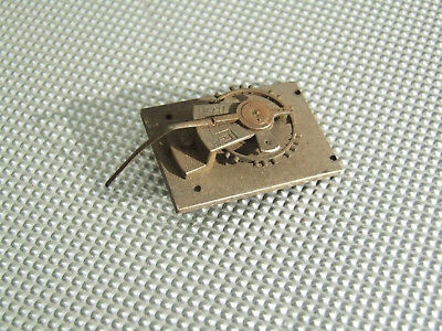 Old / Vintage Platform Escapement From A Carriage Clock ??? Spares Or Repair