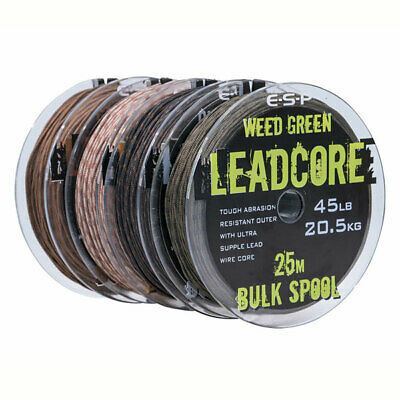 ESP Leadcore Bulk, leadcore, leaders, carp fishing leadcore, carp fishing, NEW