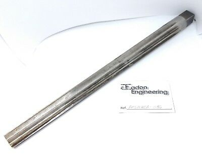 """3/4"""" Taper Pin Hand Reamer, Straight Flute by Enox. HSS."""