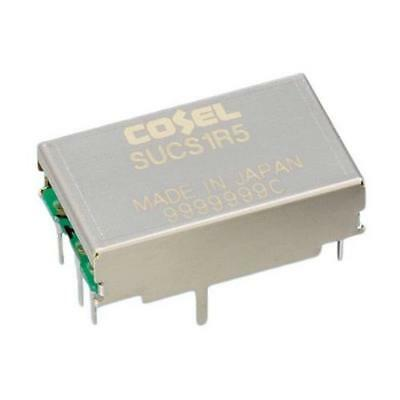 1 x Cosel 1.32W Isolated DC-DC Converter SUCS1R5243R3C, 500V ac, Vout 3.3V dc