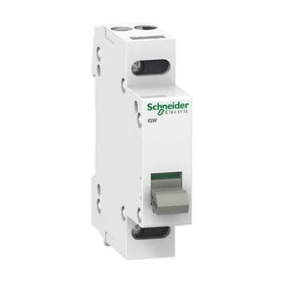 1 x Schneider Electric 2 Pole DIN Rail Non-Fused Switch Disconnector, 32A, IP4