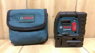 Bosch GPL 5 Self-Leveling Alignment Laser - BARELY USED