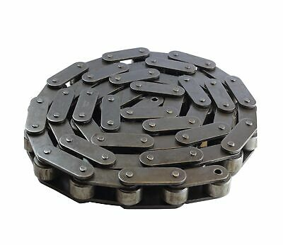 C2052H Conveyor Roller Chain 10 Feet Heavy Duty with Connecting Link