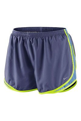 NWT Nike Womens DRI-FIT Dry Tempo Running Shorts Plus Extended Size 1X 2X 387332