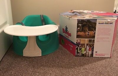 Bumbo Seat With Tray (boxed)