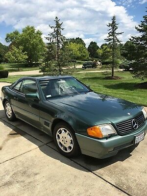 1994 Mercedes-Benz SL-Class  1994 Mercedes Benz SL 500 Convertible