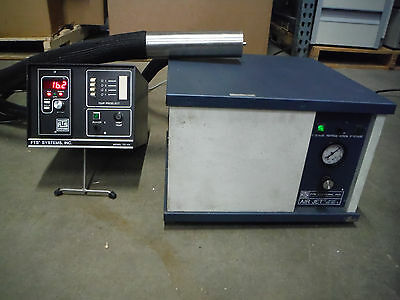 KINETICS AIR-JET XR-85-1 & FTS SYSTEMS TC-44 Controller