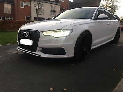 Audi A6 Bitdi S Line Quattro Stage 3 460Bhp 925 Nm Black Edition May Px One Off!