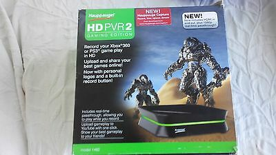 Hd Pvr2 Gaming Edition - Hauppauge -