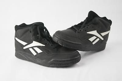 NEW! Reebok BB 4600 MD Blk/ White DEADSTOCK Basketball Shoes Size 10 NOS