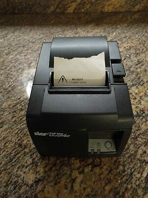 STAR Micronics TSP100 Point of Sale Thermal Receipt Printer - Ethernet