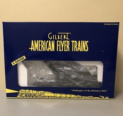 A New-in-the-Box American Flyer by Lionel 6-49014 New York Central Crane Car.
